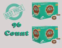Donut Shop Decaf Coffee, Keurig K-Cup Pods, Medium Roast, 96 count