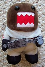 """Ghostbuster Domo Stuffed Plush With Proton Pack and Particle Thrower 7"""""""