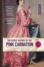 Complete Set Series - Lot of 12 Pink Carnation books by Lauren Willig Historical
