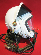 NEW  FLIGHT HELMET MIG-29 AIR FORCE PILOT HELMET  OXYGEN MASK 2# 58# $:129