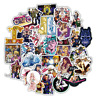50 Anime Manga Stickerbomb Retrosticker Aufkleber Sticker Mix Decals girl hentai