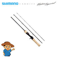 Shimano CARDIFF NATIVE SPECIAL B47UL-3 Ultra Light fishing baitcasting rod 2020