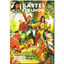 Bastei Freunde 40 KLUBINFO Silberpfeil WICK COMICs Sekundär Magazin NEU LP