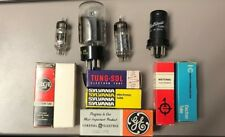 National Electronics RCA Telefunken 12AU7A / ECC82 Vacuum Tube TESTED!