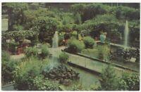 BJ Palmer Chiropractic Clinic Gardens Davenport Io Vintage Postcard Iowa