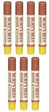 7 Pack Burt's Bees Lip Shimmer, Caramel 0.09 oz Each