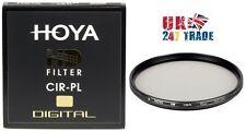 Hoya 58mm hd numérique circulaire pl cir-pl cadre lentille filtre