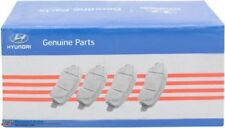Genuine Hyundai iX35 Front Brake Pad Set  Part 581012SA51