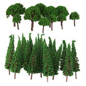 1/100 Tree Model Tree Tree Model 1/500 Pagoda Tree Landscape Box Garden Building