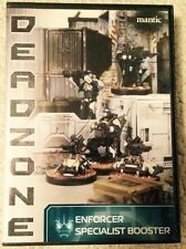 Deadzone - Enforcer: Specialists Booster (5)