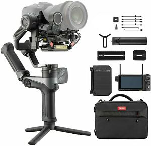 Zhiyun Weebill 2 Pro+ 3-Axis Gimbal Stabilizer for DSLR With Image Transmitter