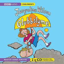 Glubbslyme by Jacqueline Wilson (CD-Audio, 2006)