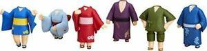 Good Smile Company Nendoroid More Dress Up Yukata Set of 6 Figure NEW from Japan
