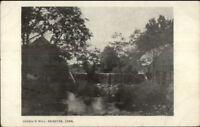 Abington CT Covell's Mill c1910 Postcard