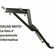 Béquilles latérales noirs pour motocyclette MBK