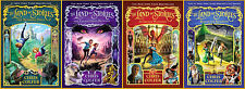 Chris Colfer THE LAND OF STORIES Paperback Collection Books 1-4!