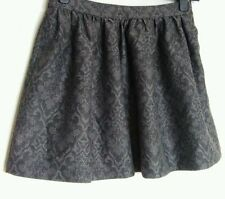 Zara Party Floral Plus Size Skirts for Women