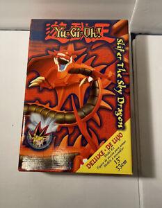 """YU GI OH  SLIFER THE SKY DRAGON  13"""" Deluxe Model Kit  2003 Mattel MIB"""