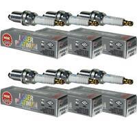 6X NGK Laser Platinum Premium Zündkerze 4292 Typ PFR5R-11 Zünd Kerze