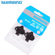 SHIMANO SM-SH51 SPD Pedals Cleat Set for MTB Mountain Bike Bicycle Cycling Shoes