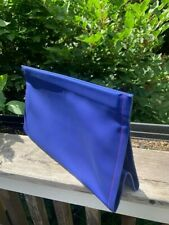 Never been used- Dyson Supersonic Hair Dryer Storage Bag-cobalt blue!