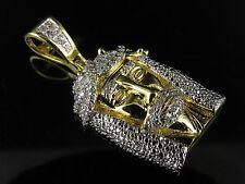 Halsketten und Anhänger aus Echtschmuck mit Diamant-Hauptstein für Herren
