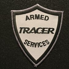 Tracer Armed Services Security Patch / Guard Protection Services