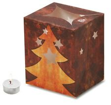 STAR SPANGLED CHRISTMAS TREE CANDLE BAGS - 5 Pack