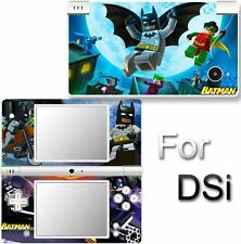 Batman VINYL SKIN STICKER COVER for NINTENDO DSi #2