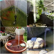 200L/H Solar Powered Garden Pond Oxygen Aerator Water Pump