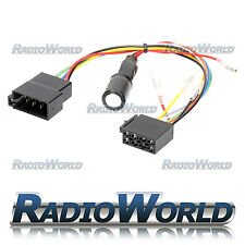 Universal ISO Lead Stop / Start Ignition / Cut Off / On Car / Van Radio Stereo