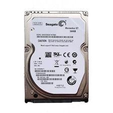 "Seagate Momentus XT 500GB 7200RPM ST95005620AS SATA 2.5"" SSHD Solid State Hybrid"