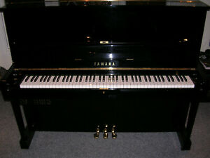 YAMAHA U3 SILENT UPRIGHT PIANO. 0% FINANCE AVAILABLE