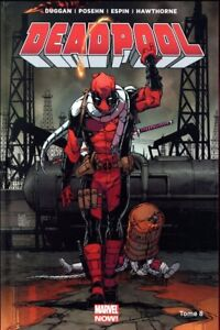 Marvel Now Deadpool 8 Panini