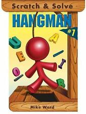 NEW - Scratch & Solve Hangman, No. 1 by Ward, Mike