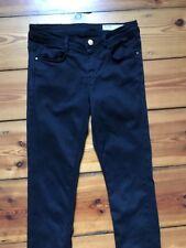 schöne Jeans ZARA, Gr. 34, schwarz, Skinny, mittelhoher Bund, sehr guter Zustand