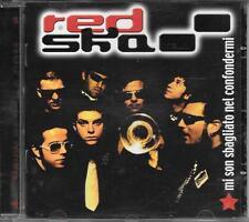 """REDSKA - RARO CD """" MI SON SBAGLIATO NEL CONFONDERMI """" + VIDEO"""