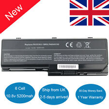 New Laptop Battery for Toshiba Satellite L350 P200 P300 PA3536U-1BRS Equium L350