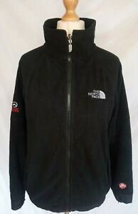 THE NORTH FACE SUMMIT SERIES FLEECE JACKET WINDSTOPPER MEDIUM VENTED BREATHABLE