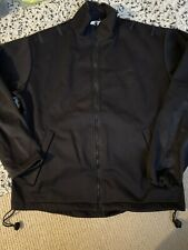 Ex Police Black Softcell Jacket. Size Extra Small. Used. 1217.