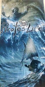 PIRATE'S LIFE UV BUFF NEPTUNE Headwear Neck Protection Mask Boating Fishing Sun