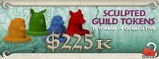 Arcadia Quest guild Token Pack 3D  tokens, CMoN