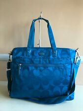 COACH Brand Signature Baby Bag