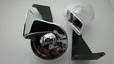 Holden  HT HK HG  Low and High Tone CHROME Twin Horns Suit  GTS Premier