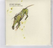 (HD112) Story Books, Too Much A Hunter - 2013 sealed CD