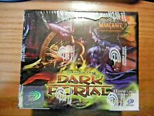 World of Warcraft TCG: Through the Dark Portal Booster Box Brand New Factory Sea