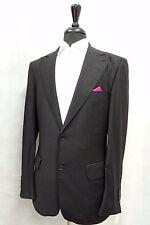 Uomo Nero Zara Giacca Blazer 38R SK1273