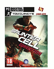 Tom Clancy's Splinter Cell Conviction UPLAY Pc Key Game Code [Blitzversand]