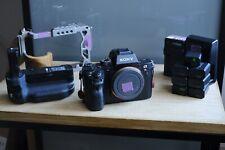 New ListingSony Alpha a7R Ii 42.4Mp Digital Camera - Black With Accessories