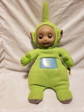 Teletubbies Vintage Green Plush Playskool Doll 1998 14 inches Great Condition